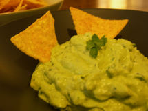 Avocado Dip photo by Jack and Eszter
